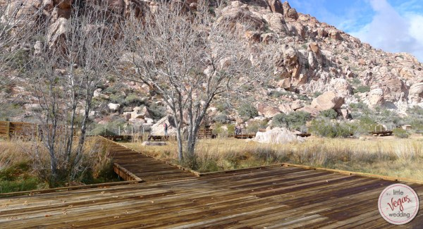 Red Rock Canyon Wedding Venues | Little Vegas Wedding