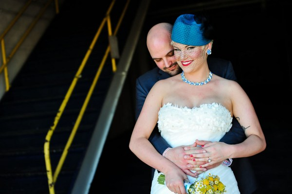 Retro Vegas Wedding | JamieY Photography on Little Vegas Wedding