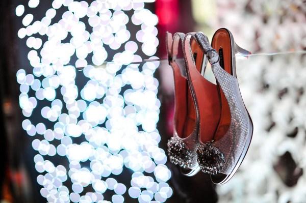 Modern Garden Wedding at Flamingo | Little Vegas Wedding