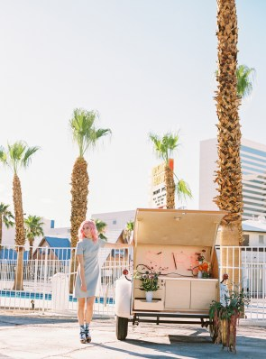 Vegas Pop-Up Wedding | Little Vegas Wedding