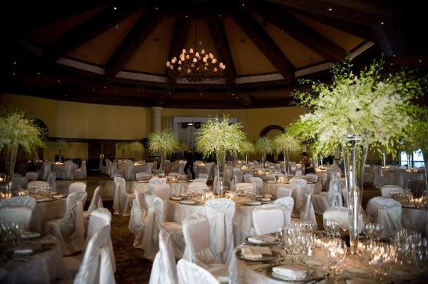 Garden Weddings at JW Marriott Las Vegas | Little Vegas Wedding