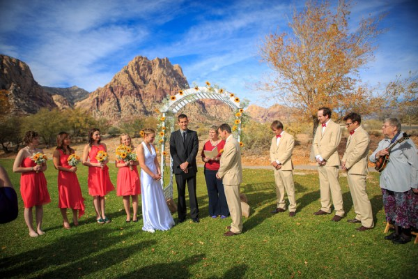 Real Weddings | Little Vegas Wedding