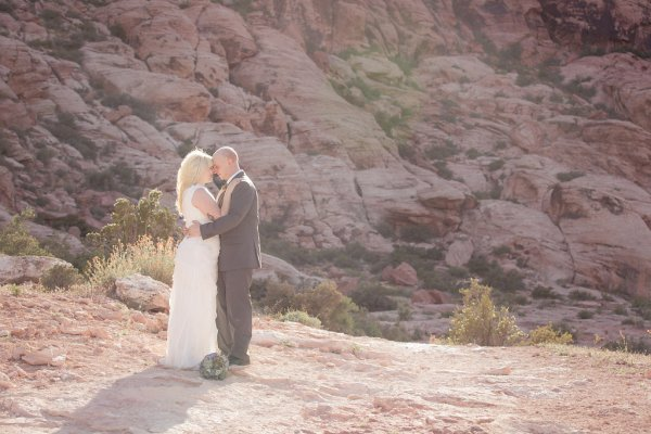 Calico Basin | Little Vegas Wedding