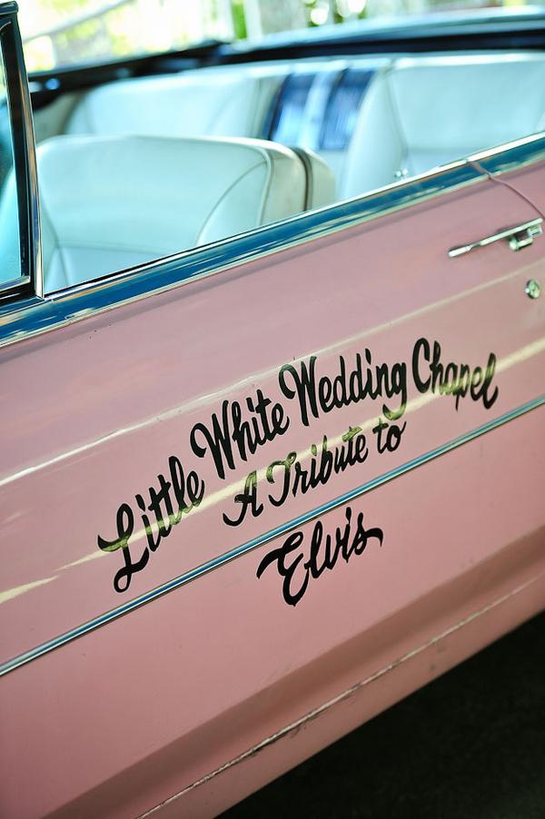 Little White Wedding Chapel | Little Vegas Wedding