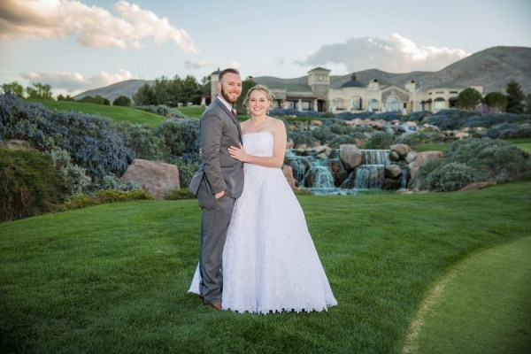 Veil Pavilion at Silverton | Little Vegas Wedding