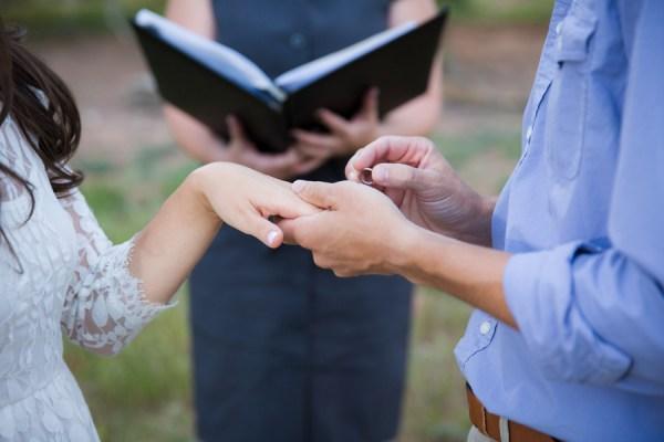 Red Rock Elopement   Little Vegas Wedding