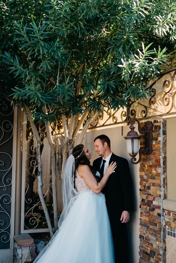 Chapel of the Flowers | Little Vegas Wedding