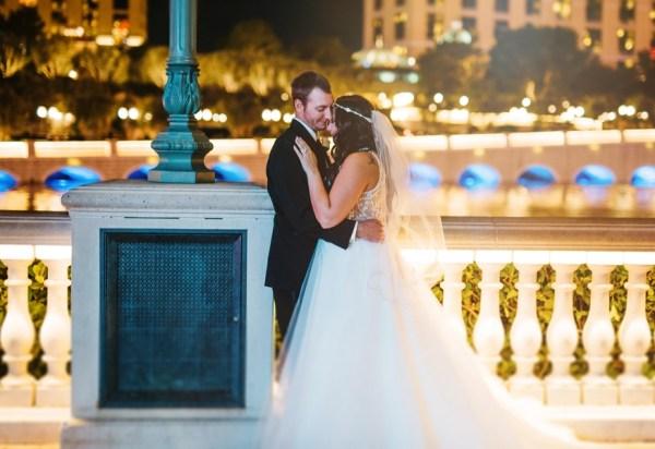 Palms SkyVilla | Little Vegas Wedding