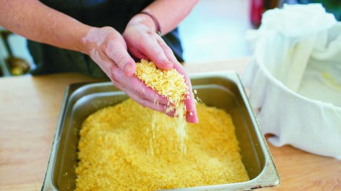 Hand-Rolled Couscous