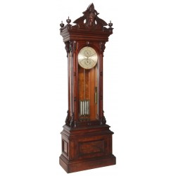 Small Crop Of Large Floor Clock