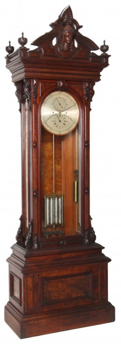 Small Of Large Floor Clock