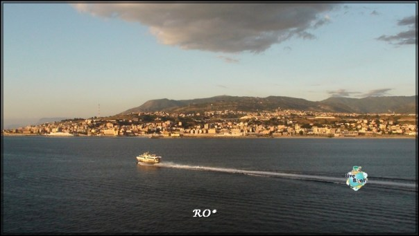 45Foto #StrettodiMessina #liveboatCrociere