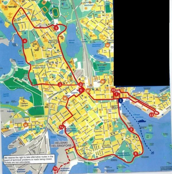 Mappa Helsinky