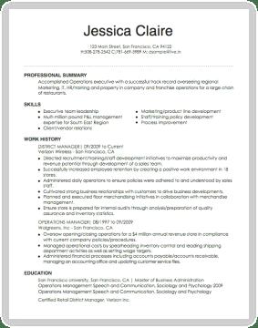 Free Online Resume Builder - by LiveCareer