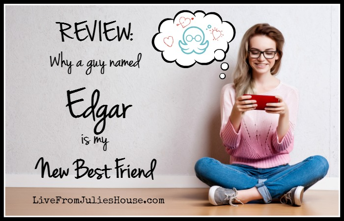 Review Why a Guy Named Edgar is My New Best Friend