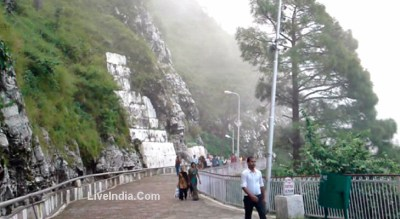 Mata Vaishno Devi Live Darshan Pictures to Pin on Pinterest - ThePinsta