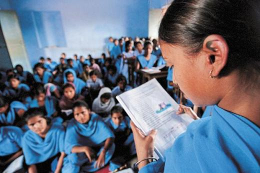 The budget of the ministry of education has increased only slightly. Photo: Sneha Srivastava/Mint