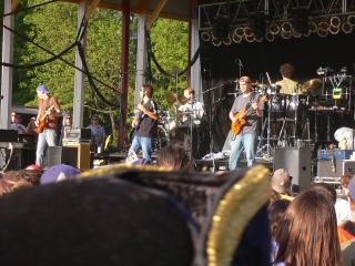 Umphrey's McGee Summercamp 2005 Photos