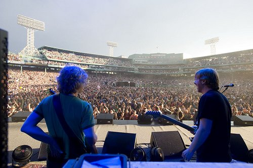 Photo © Phish.com