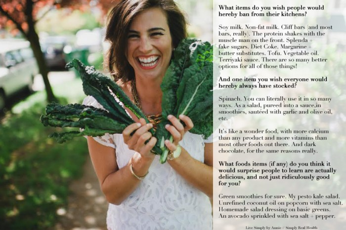 A must read for healthy eating/living! Worst and best possible foods according to nutrition coach and healthy lifestyle expert Sarah Adler