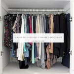 5 Simple Closet Upgrades