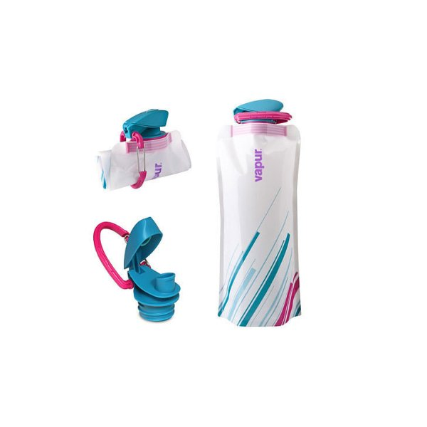 From this top 5 organizing and lifestyle favorites list-- this collapsible water bottle is the answer for hydration on the go.