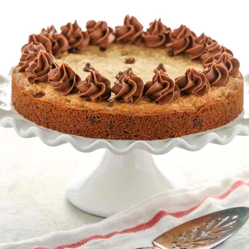 Large Of Cookie Cake Recipe