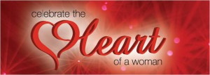 celebrate the heart of a woman