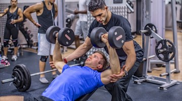 Training with a PT