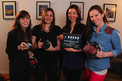 Your Dream - All Girl Film Crew for The Empowerment Project