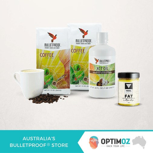 Buy Bulletproof Coffee from Gold Coast