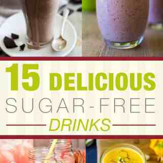 15 Delicious Sugar-Free Drinks