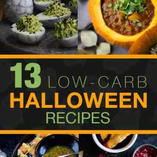 13 Low-Carb Recipes for Halloween