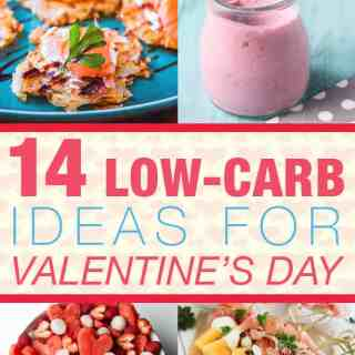 14 Low-Carb Ideas for Valentine's Day