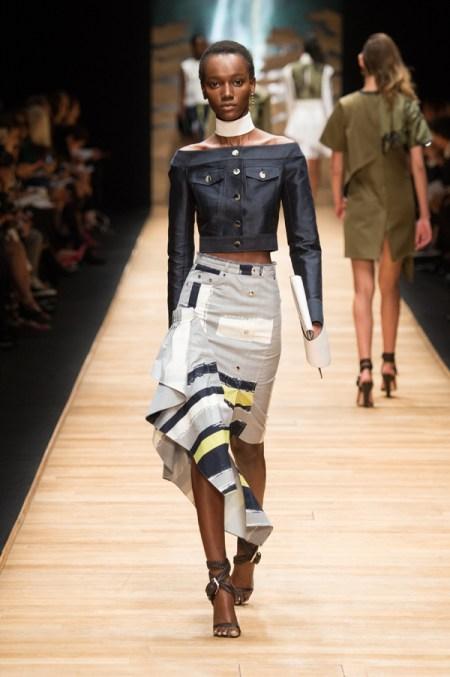 womenswear ready to wearprêt a portersummer 2016Guy Laroche