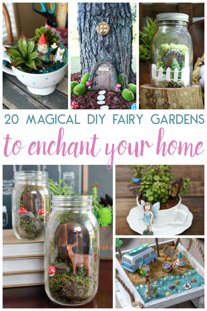 Soothing Kids To Make Fairy Gardens Diy On Cheap Have You Ever Made A Fairy Garden Magical Diy Fairy Gardens To Enchant Your Home Living La Vida Diy Fairy Gardens garden Diy Fairy Gardens