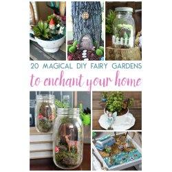 Soothing Kids To Make Fairy Gardens Diy On Cheap Have You Ever Made A Fairy Garden Magical Diy Fairy Gardens To Enchant Your Home Living La Vida Diy Fairy Gardens