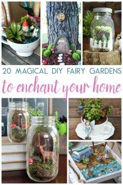 Small Of Diy Fairy Gardens