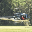 Helicopter, Ground Crews Locate Missing Hiker