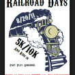 Railroad Days loses Big Component: After eight years, Railroad Days Run thing of the Past