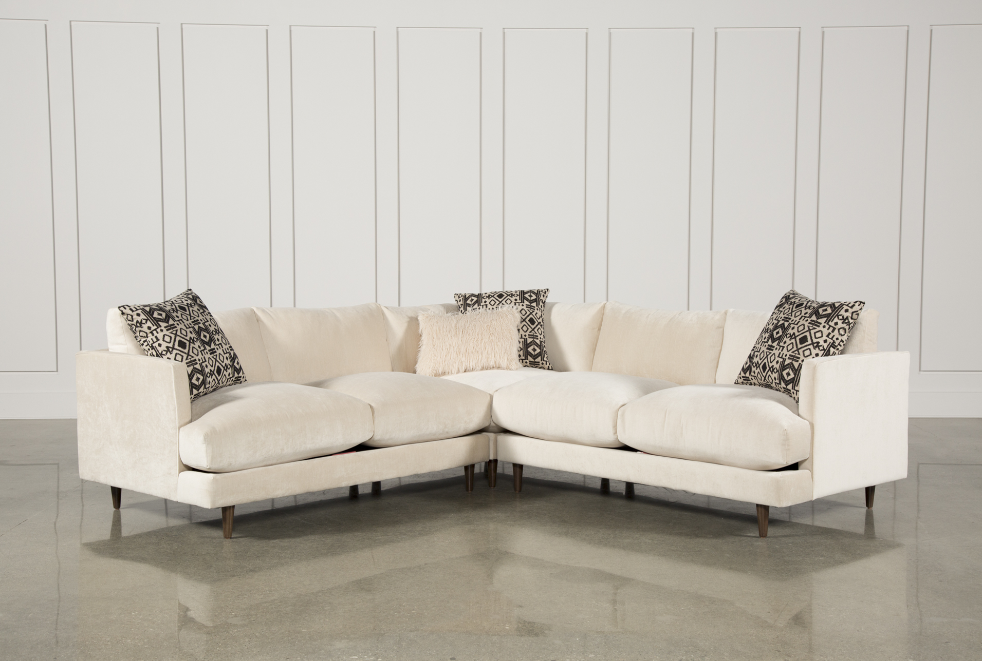Garage Added To Cart Adeline Piece Sectional Living Spaces Living Spaces  Couch Quality Living Spaces Couch