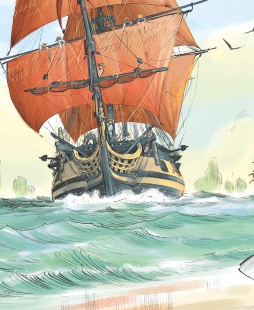 Le Port des Marins Perdus – Radice & Turconi
