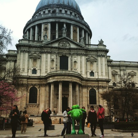 Hunting at St Paul's
