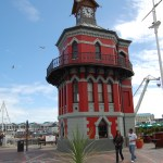 Clock Tower at the Waterfront