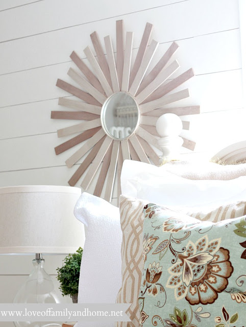 DIY Sunburst Mirror 3
