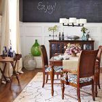 Trend To Love: Dining Room Chalkboard Walls