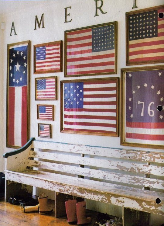 4th Of July Home Decor Liz Marie Bloglovin