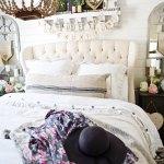 Cozy Cottage Valentines Day Bedroom Decor
