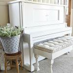 We Painted Our Piano – How To Paint Your Piano