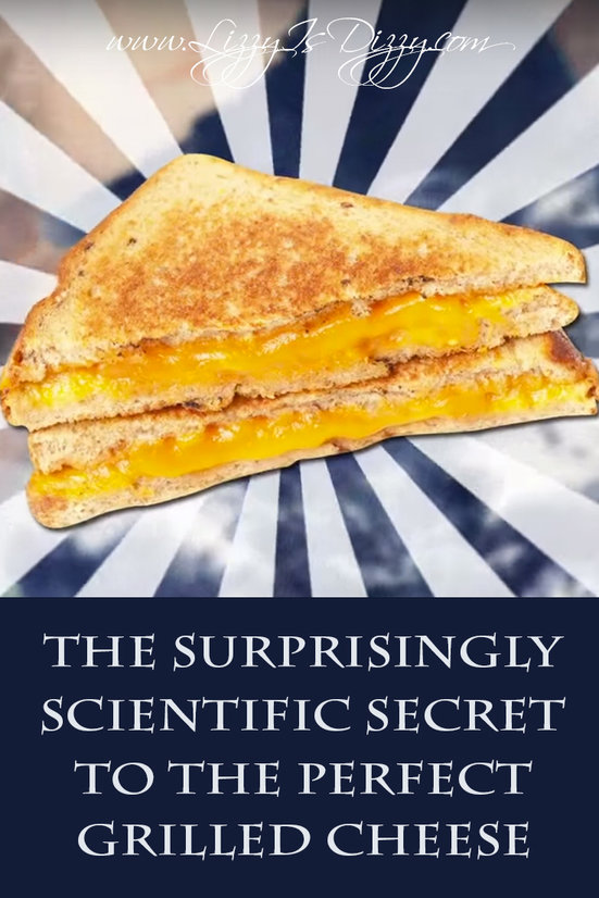 The Surprisingly Scientific Secret to the Perfect Grilled Cheese